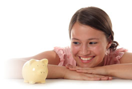Financial literacy: Let's hear it for the girls