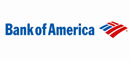 The Bank of America Logo